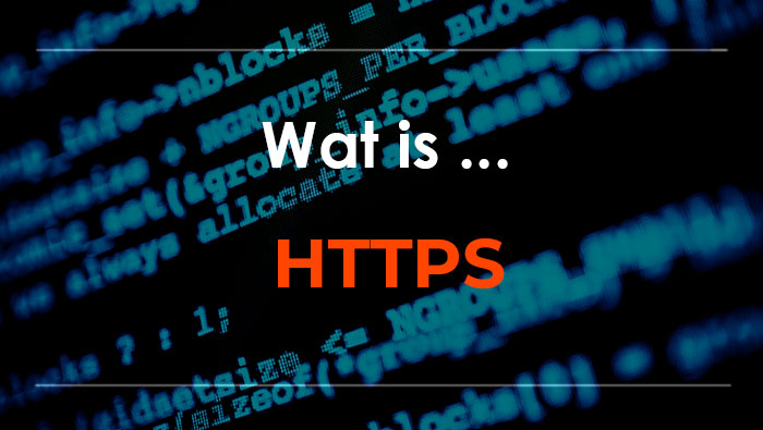 SEO Sight - Wat is HTTPS Featured Image